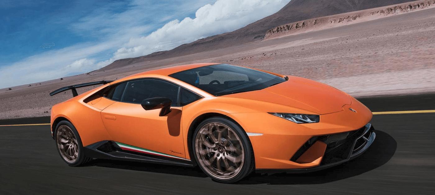 Lamborghini Huracan Performente