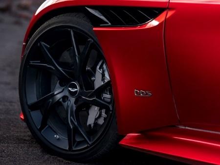 Superleggera wheel